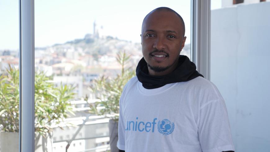 Soprano devient ambassadeur de l'UNICEF France !