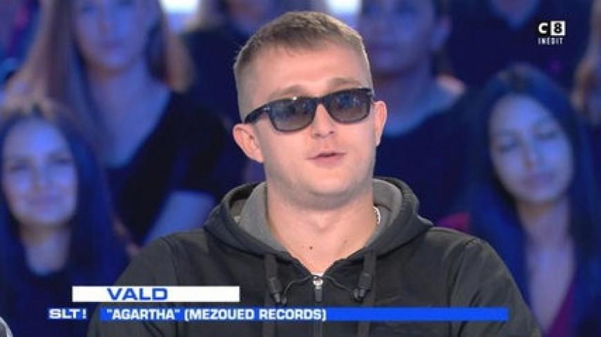 Thierry Ardisson et son interview surréaliste de Vald dans Salut les Terriens !
