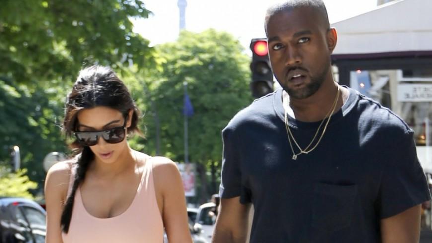 Kim Kardashian inquiète, elle menace Kanye West !