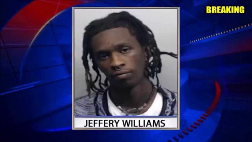 Young Thug incarcéré pour son anniversaire!