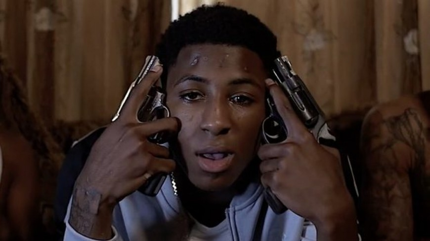 YoungBoy NBA détruit une Lamborghini de location !