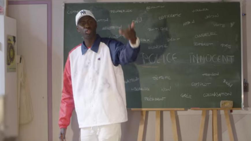 Youssoupha Diaby se met au rap !