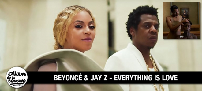 Découvre le nouvel album de BEYONCE & JAY Z -