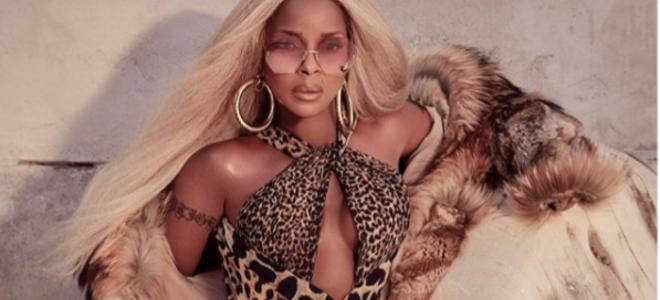 Mary J. Blige : elle lance le #BadBitchFall !