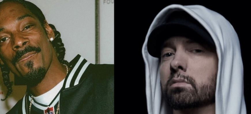 """Snoop Dogg à propos d'Eminem : """"On est toujours potes"""" !"""