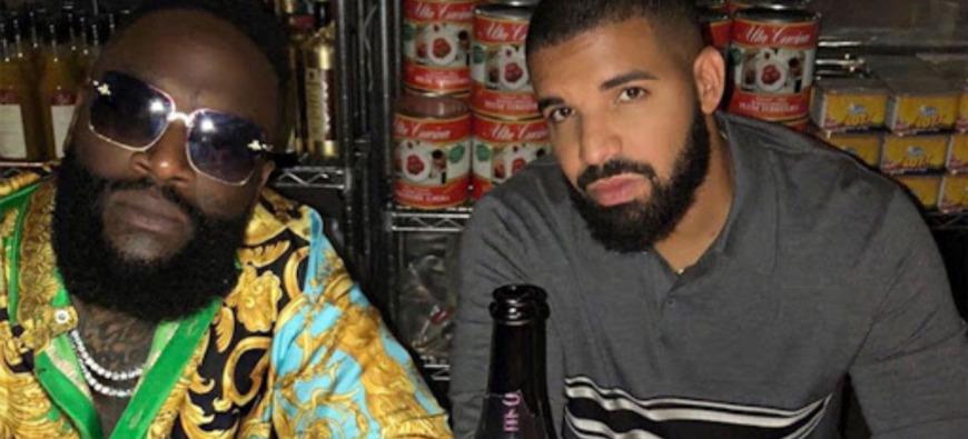 Drake et Rick Ross préparent un album commun !