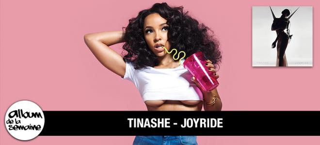 Découvre le nouvel album de TINASHE - JOYRIDE