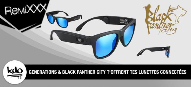 Chope ta paire de lunette connectée bluetooth !!