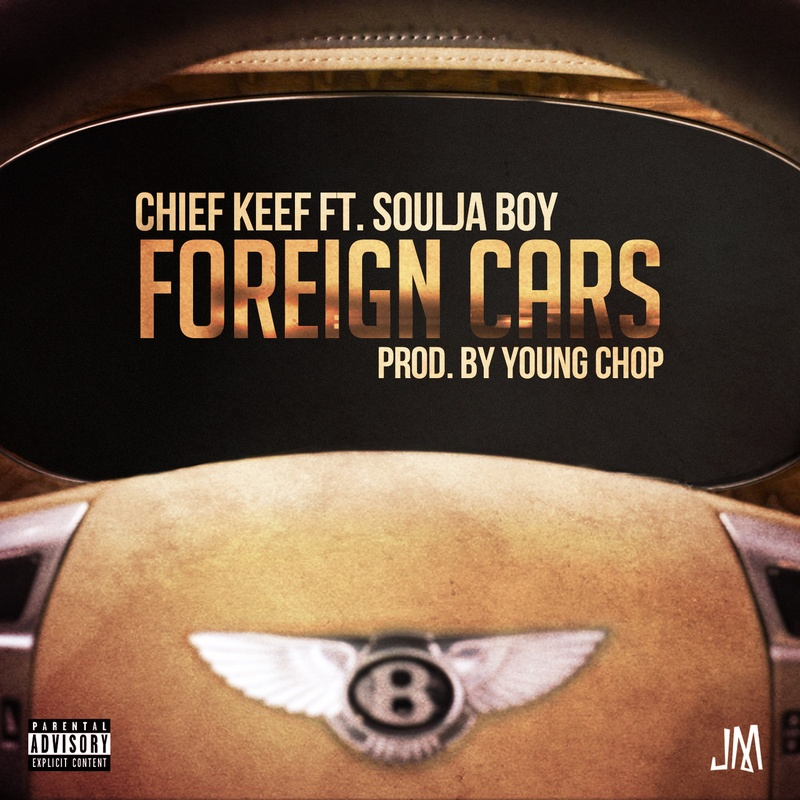 Chief Keef Cars And House Chief Keef Foreign Cars ft