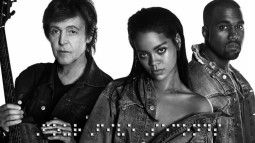 Rihanna, Kanye West & Paul McCartney - FourFiveSeconds