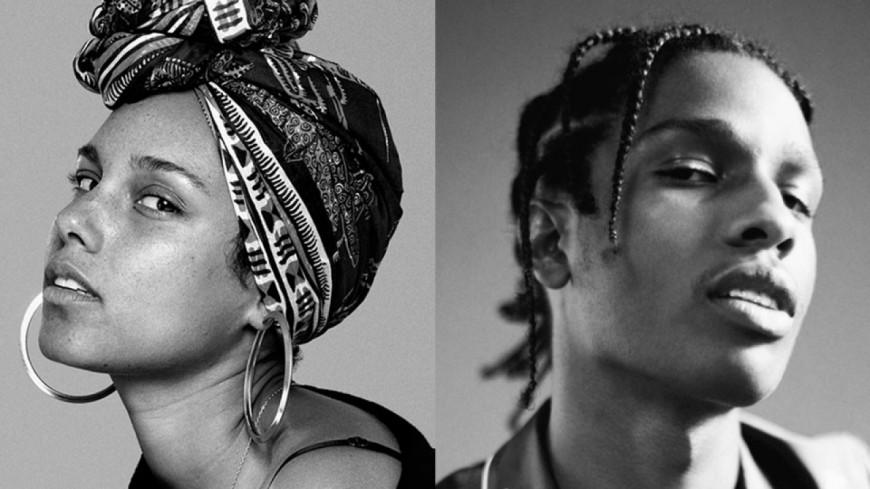 L'hymne à l'amour d'Alicia Keys et A$AP Rocky