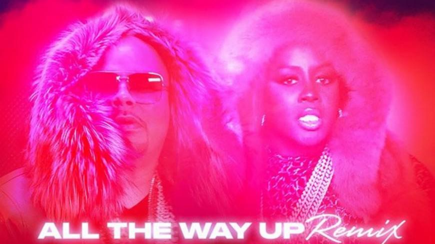 Jay Z sur le remix de ''All The Way Up'' de Fat Joe & Remy Ma