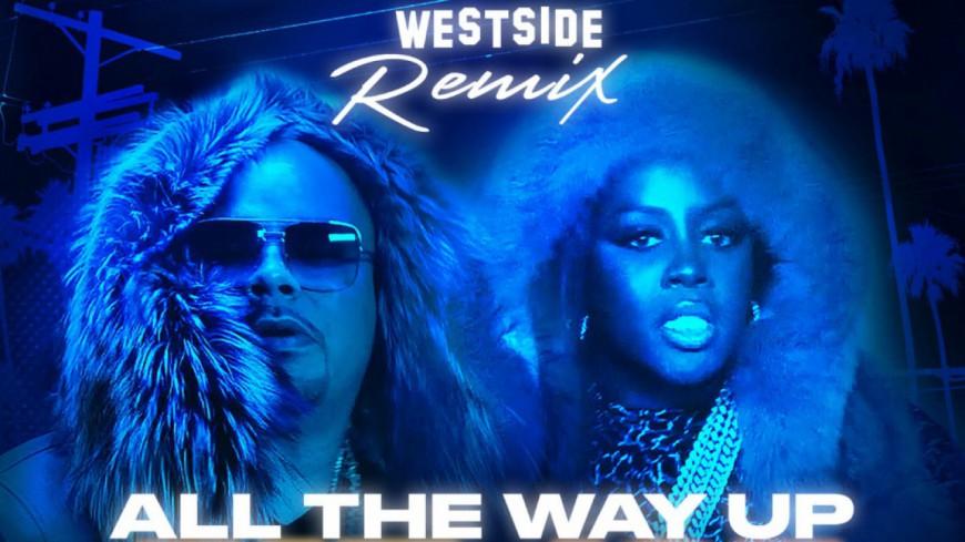 Fat Joe & Remy Ma en mode Westside pour le remix de ''All The Way Up''