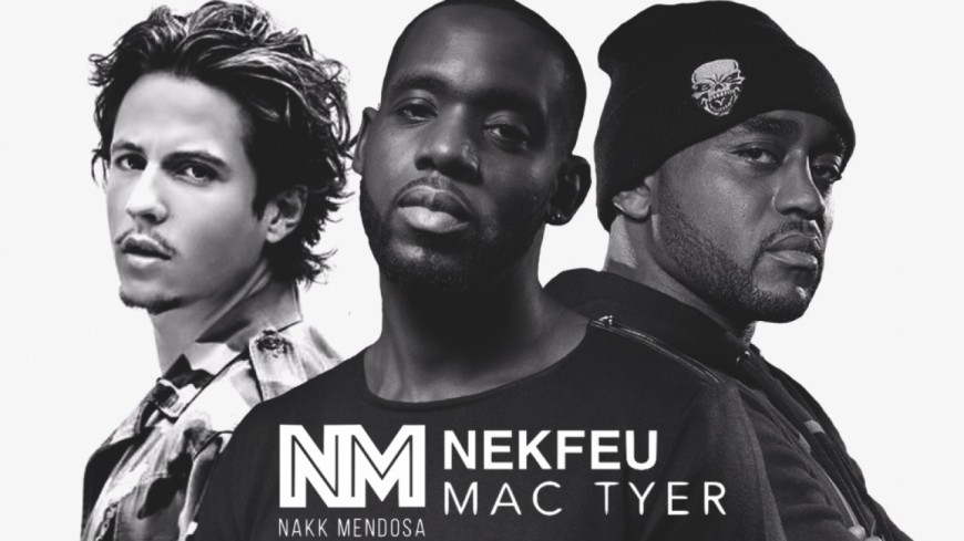 Nakk Mendosa ft Nekfeu & Mac Tyer - Altitude (Remix)