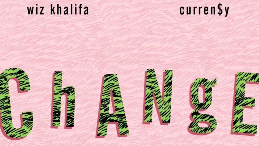 ''Change'', le nouveau titre de Wiz Khalifa avec Curren$y