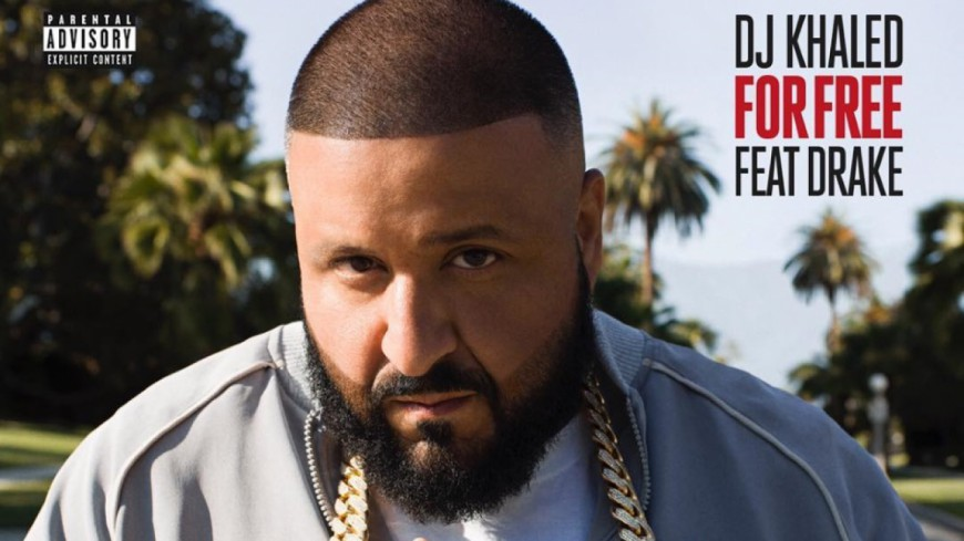 DJ Khaled & Drake - For Free