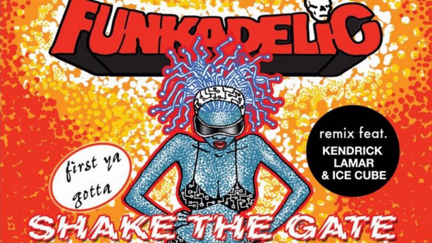 Funkadelic ft Kendrick Lamar & Ice Cube - Ain't That Funkin' Kinda Hard On You (remix)