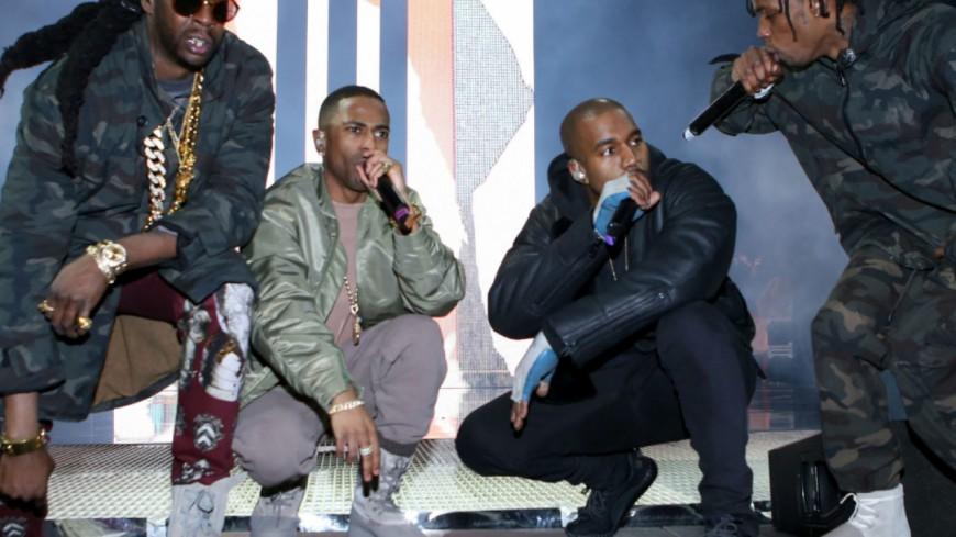 Kanye West réunit un casting de ''fou'' pour le titre ''Champions'' !