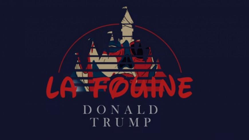 La Fouine s'attaque à Donald Trump !