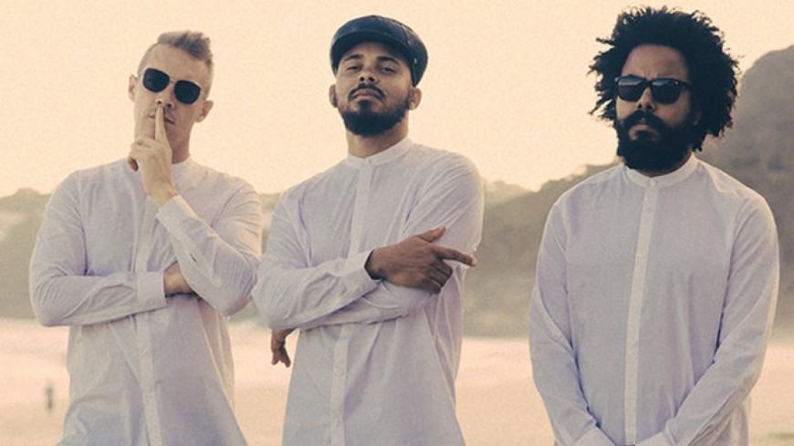 Major Lazer lâche ''Run Up'' !