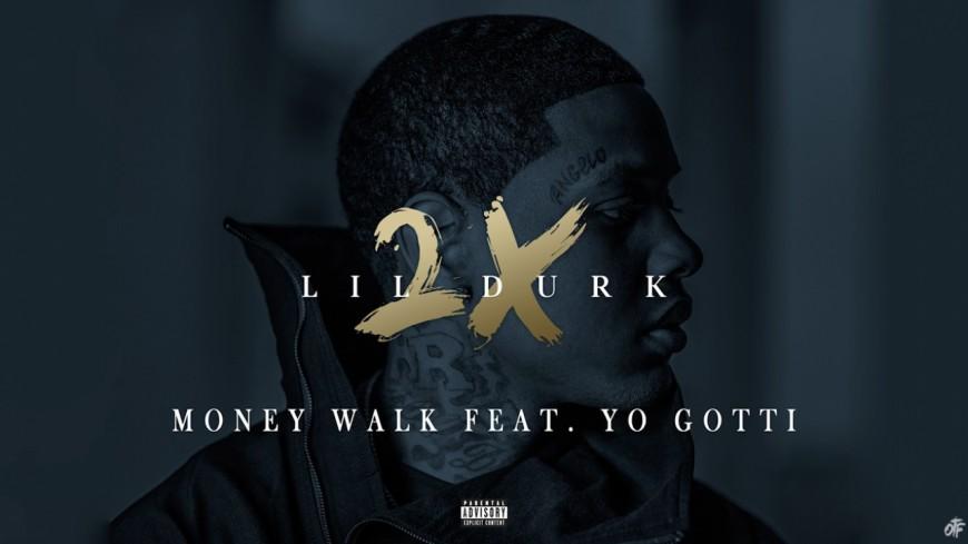 Lil Durk envoie du lourd avec Yo Gotti sur ''Money Walk''