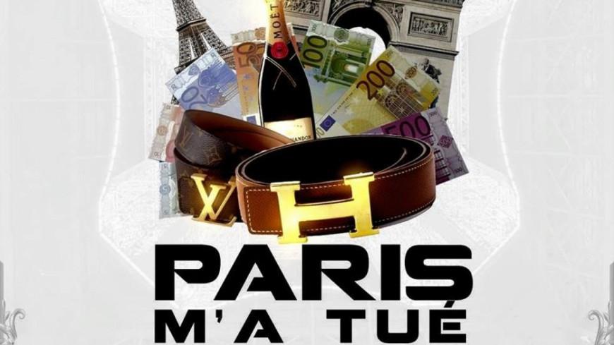 40000 Gang - Paris M'a Tué