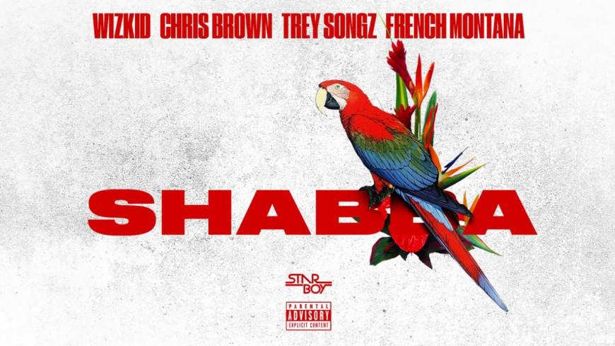 Wizkid lâche du lourd avec Chris Brown, Trey Songz & French Montana !