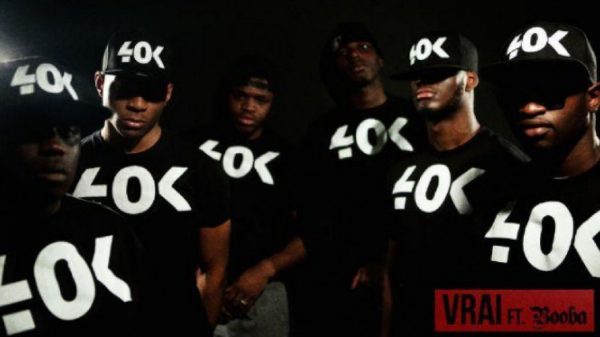 40000 Gang - Vrai (ft Booba)