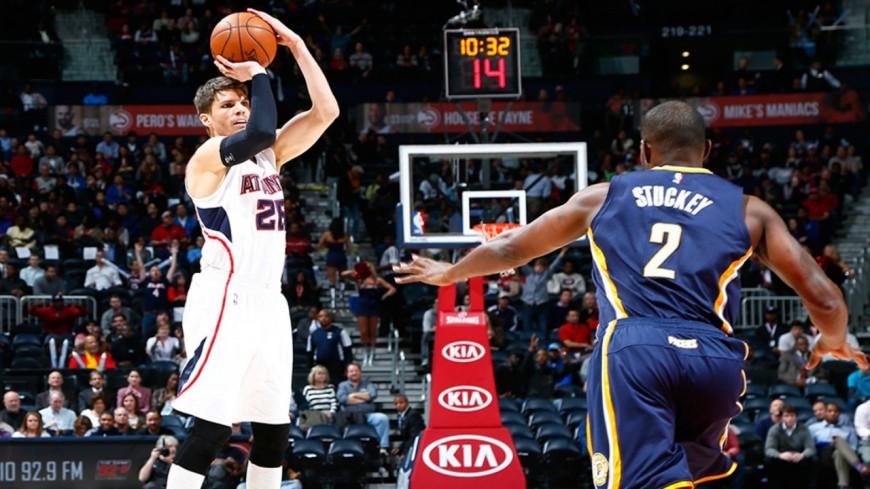Kyle Korver crève l'abcès et décrit le privilège des blancs en NBA