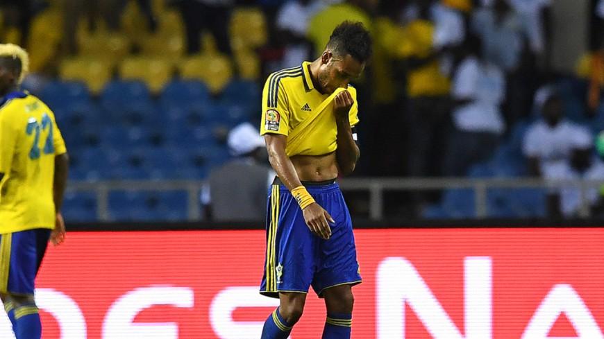 Aubameyang estime qu'ils ont manqué de chance face au Cameroun.
