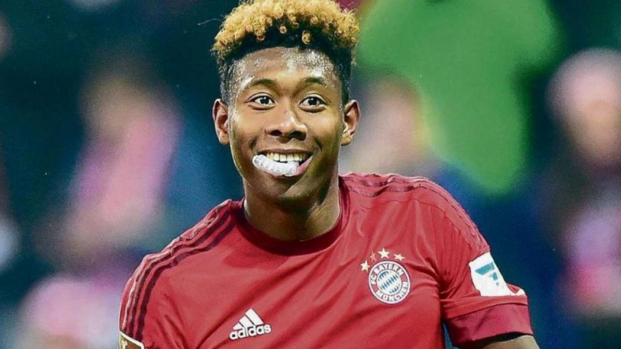 Avant d'affronter Dortmund, Alaba pense déjà au Real Madrid !