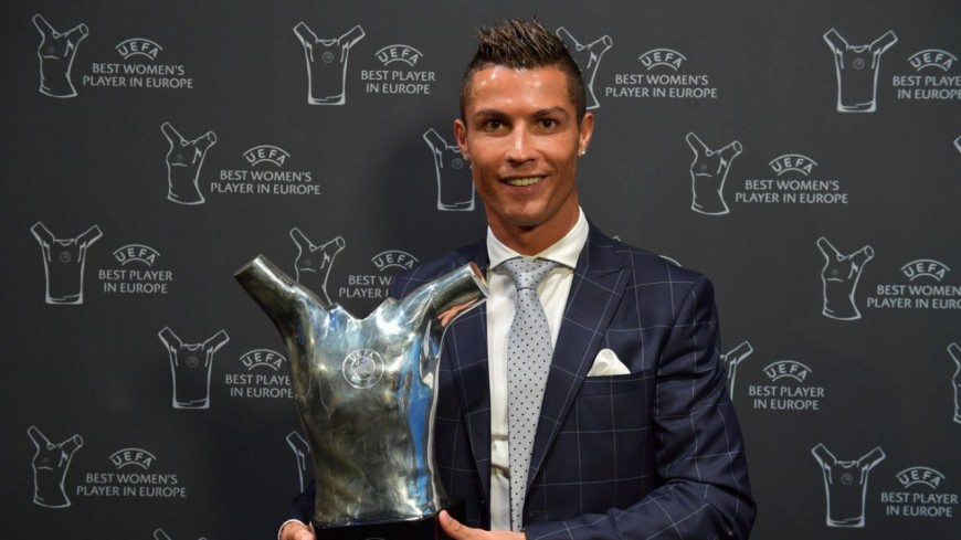 Cristiano Ronaldo sacré The Best 2016 !