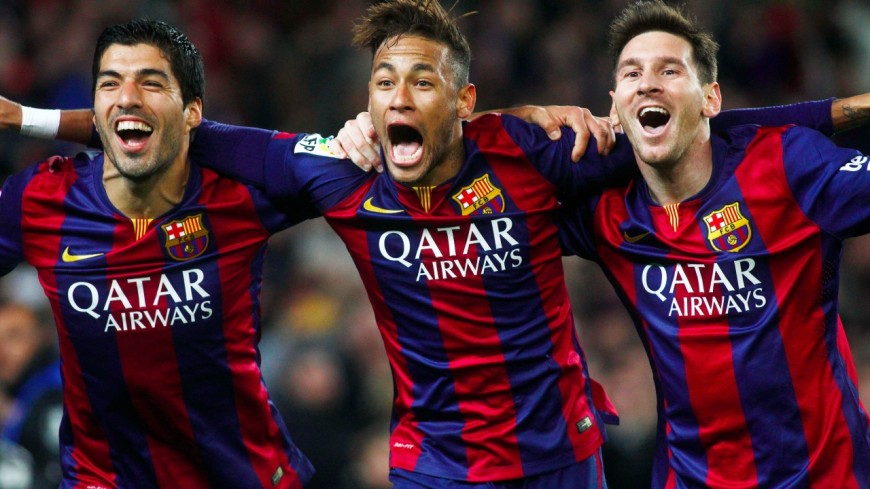 La doublure de Messi, Neymar et Suarez ?