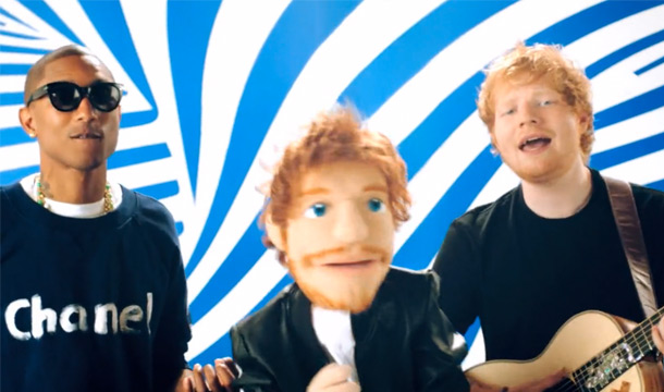 Ed sheeran sing chords easy