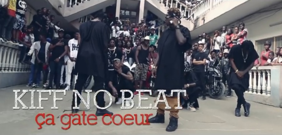 Kiff no beat a gate coeur clip officiel for Treize kiff no beat