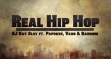 Dj Kay Slay ft Papoose, Vado & Ransom - Real Hip Hop (Official Video)