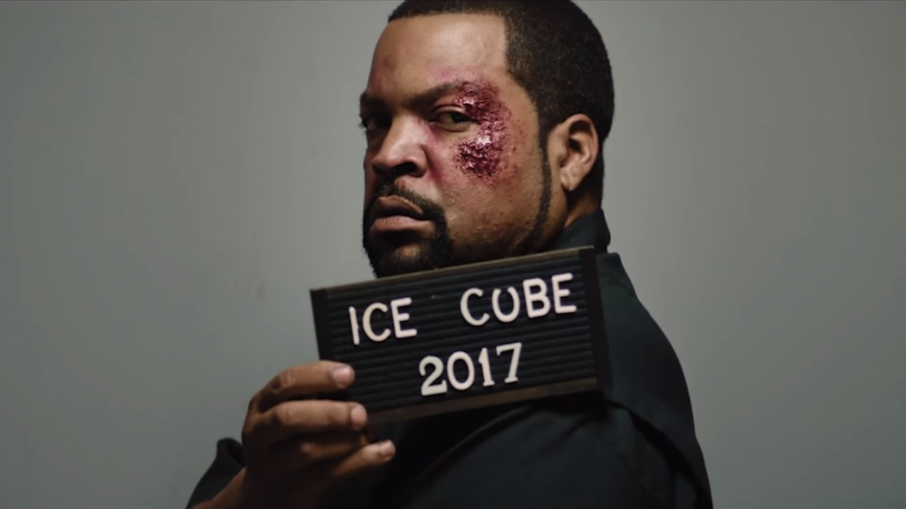 """fuck tha police an analysis of """"fuck tha police"""" appears as the second song on the album,  fuck the police comin straight from the underground a young nigga got it bad cause i'm brown."""