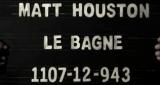 Matt Houston - Le Bagne (Clip Officiel)