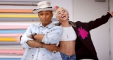 Pharrell Williams ft Miley Cyrus - Come Get It Bae (Official Video)