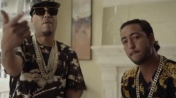 Lacrim ft French Montana - A.W.A (Clip Officiel)