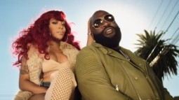 Rick Ross ft K. Michelle - If They Knew (Official Video)