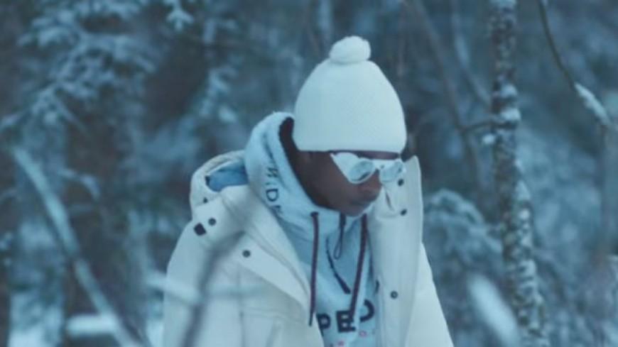 100 Blaze est ''Sensationnel'' sous la neige !