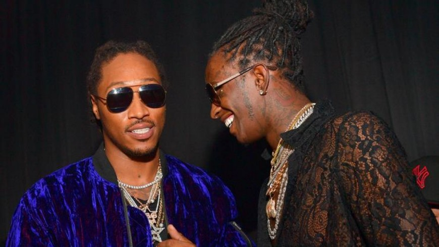 Young Thug et Future en mode Old School dans ''Relationships'' !