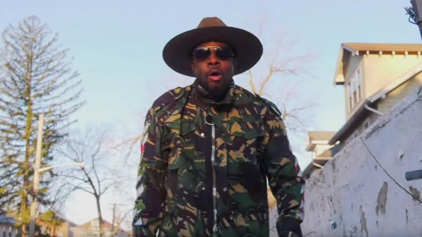 """Wyclef Jean célèbre la culture afro dans le clip  """"Baba"""" !"""
