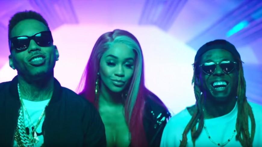 Kid Ink, Lil Wayne et Saweetie en pleine twerk Party dans ''YUSO'' !