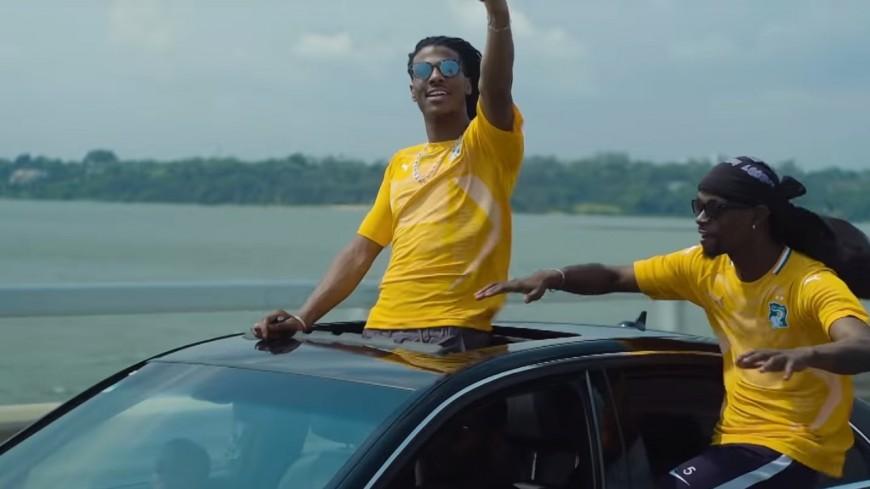 Cheu-B et Cinco s'envolent en Côte d'Ivoire dans ''Bobby''!