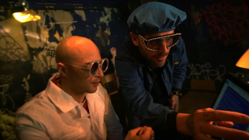 Dj Weedim et Alkpote ne peuvent pas faire confiance à leur ''Macintosh''!