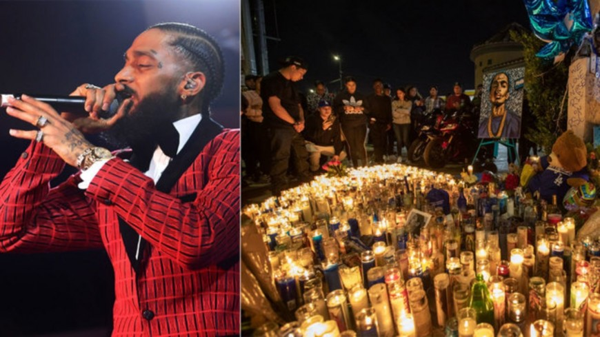 Nipsey Hussle : Une intersection de Los Angeles à son nom !