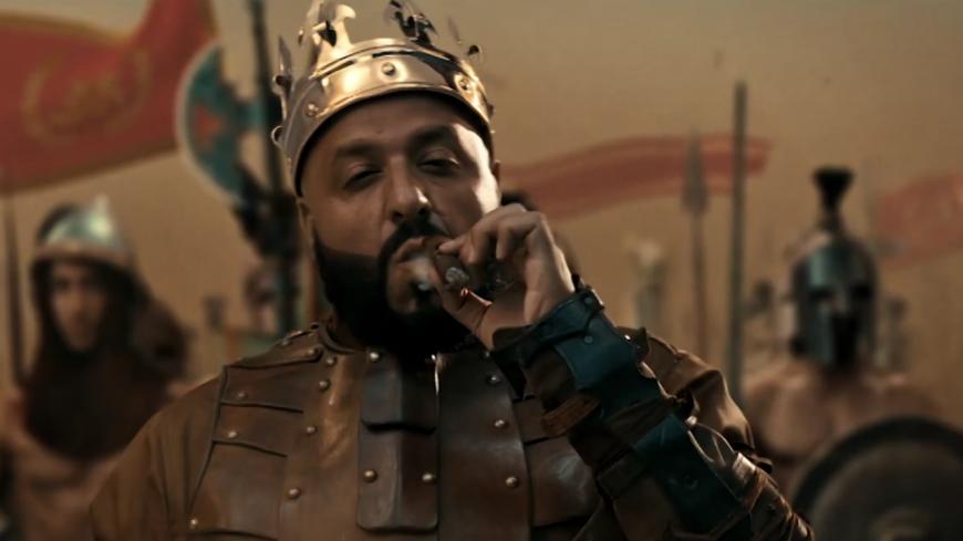 """Dj Khaled et SZA s'inspirent de """"Games of Thrones"""" dans leur nouvelle vidéo !"""