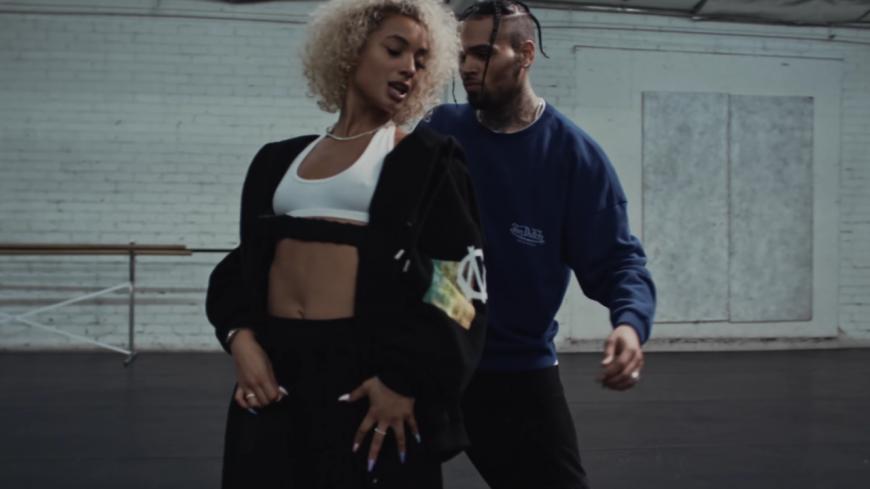 """DaniLeigh remix """"Easy"""" aux côtés de Chris Brown !"""